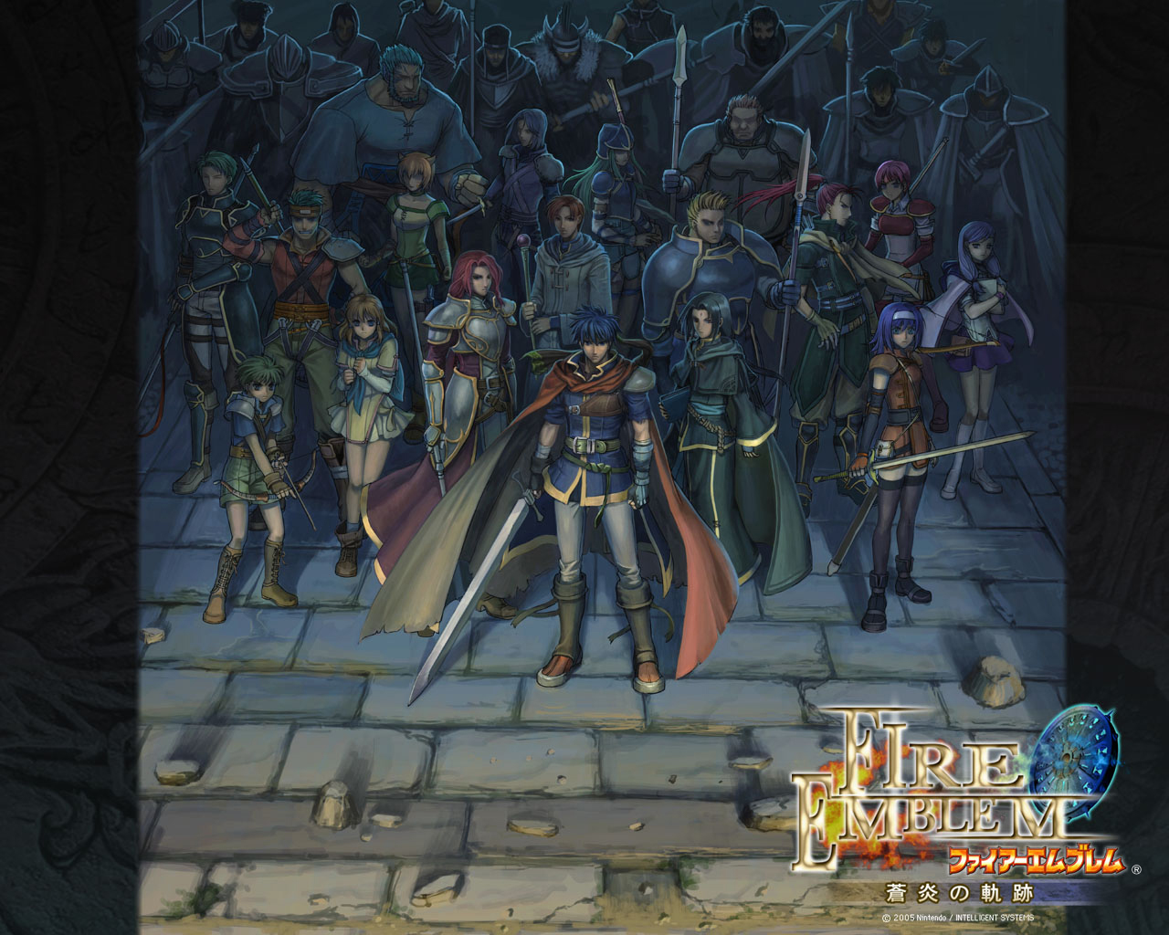 Fire Emblem Path Of Radiance Wallpaper