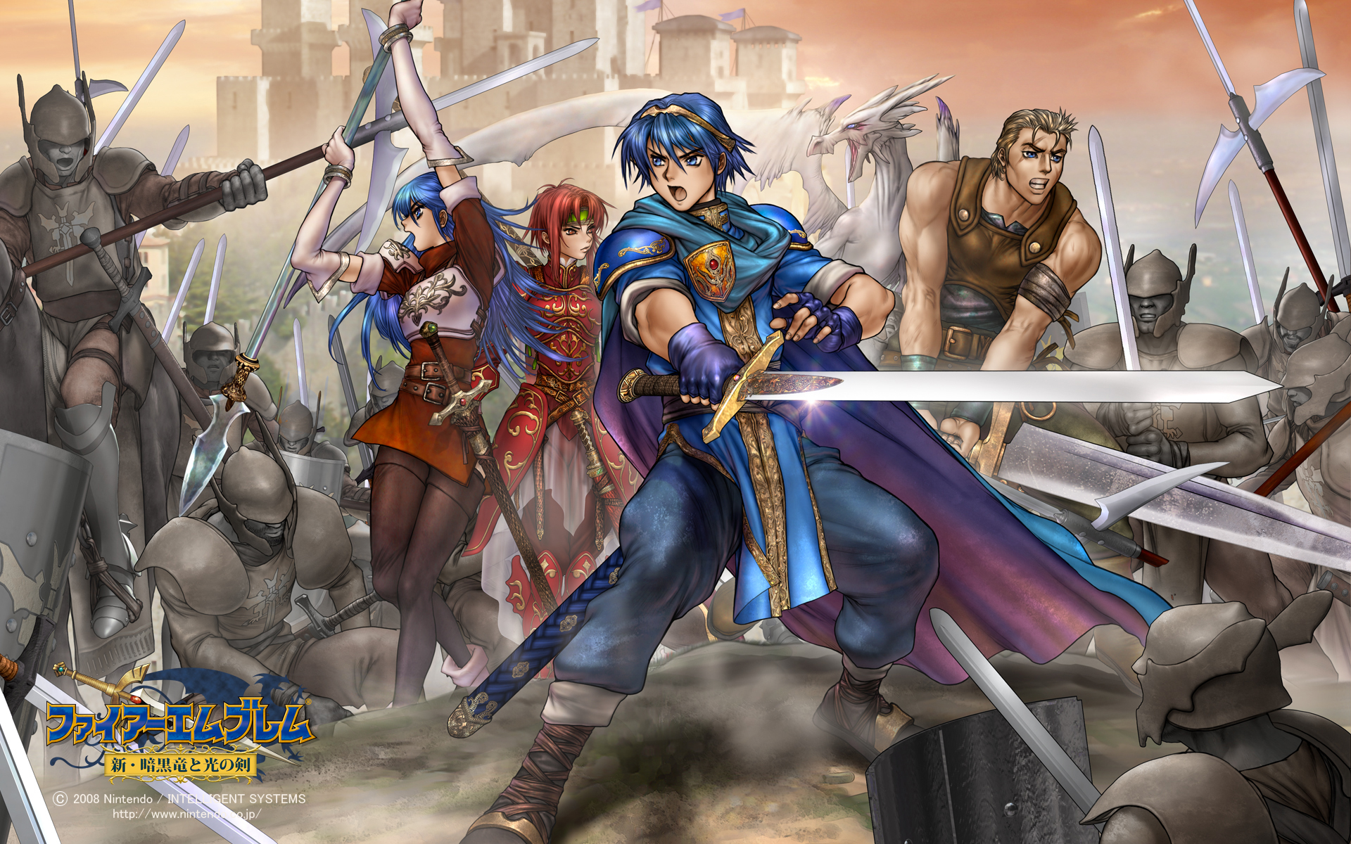 Fire Emblem Shadow Dragon Wallpaper