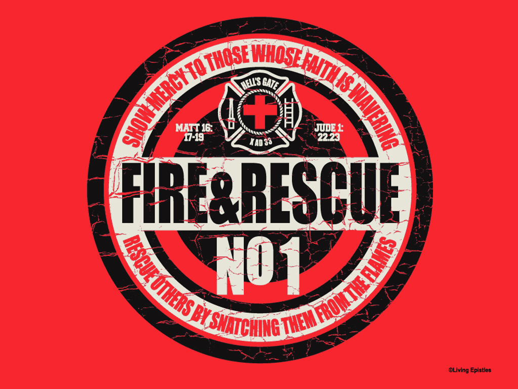 Fire Rescue Wallpaper