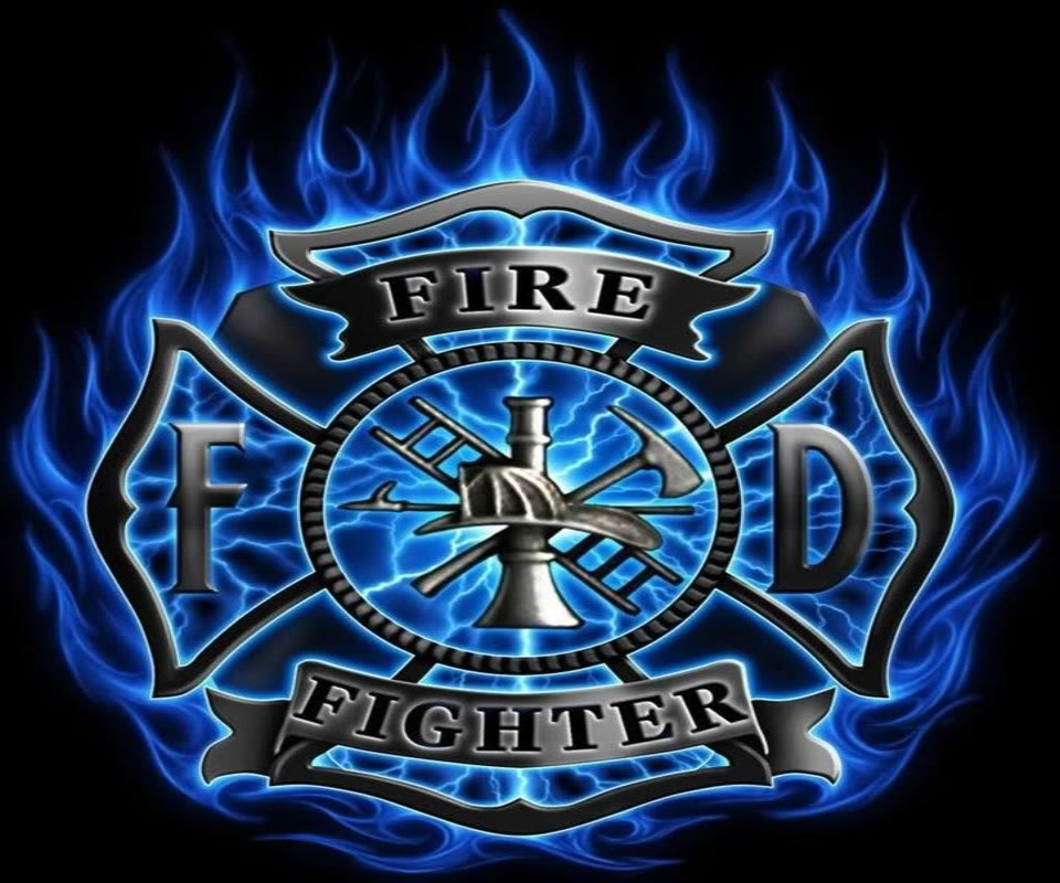 Firefighter Phone Wallpaper