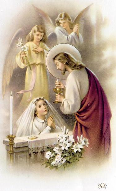 Download First Holy Communion Wallpaper Gallery