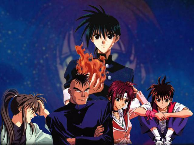 Flame Of Recca Images Wallpaper