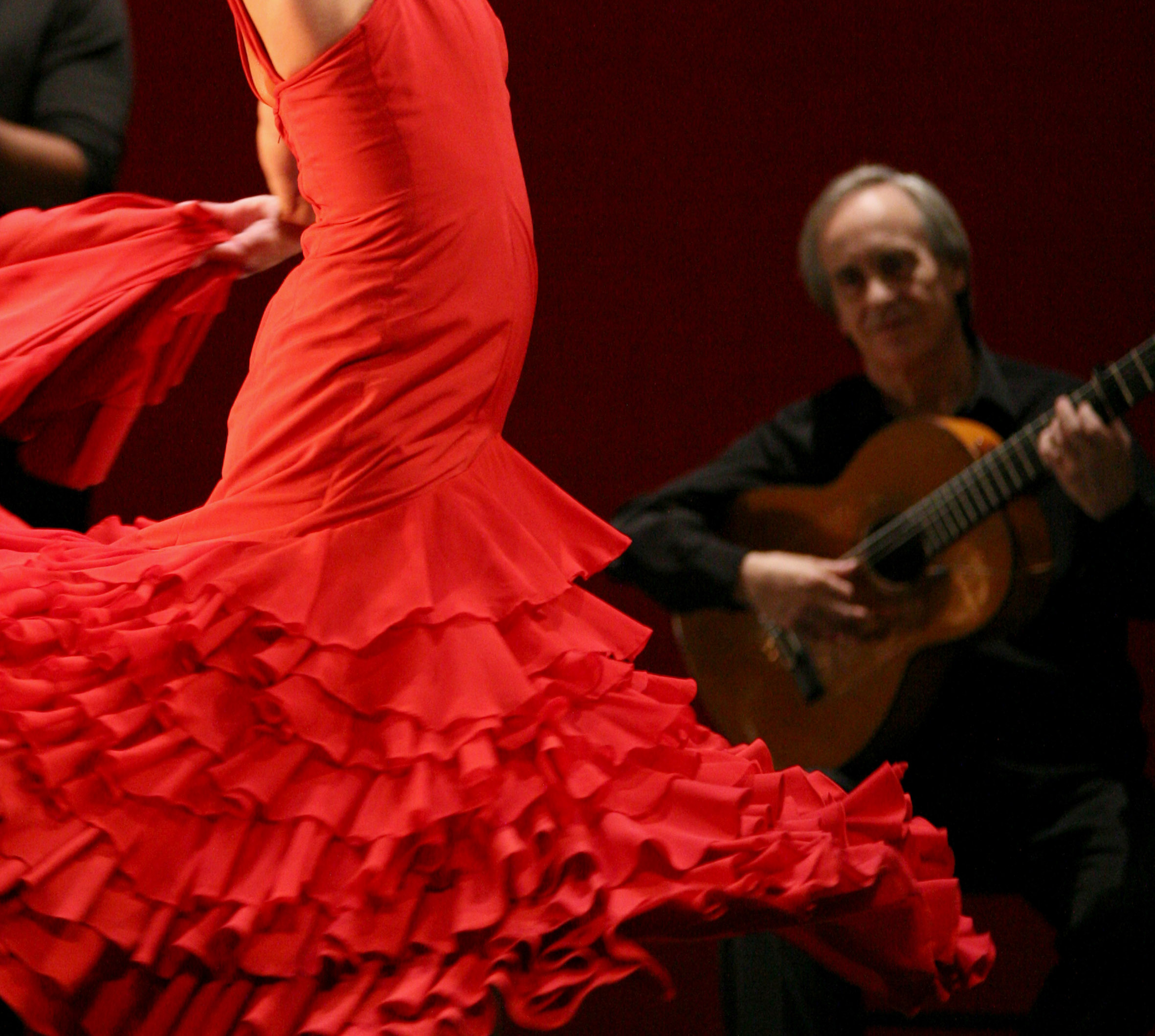 Flamenco Guitar Wallpaper