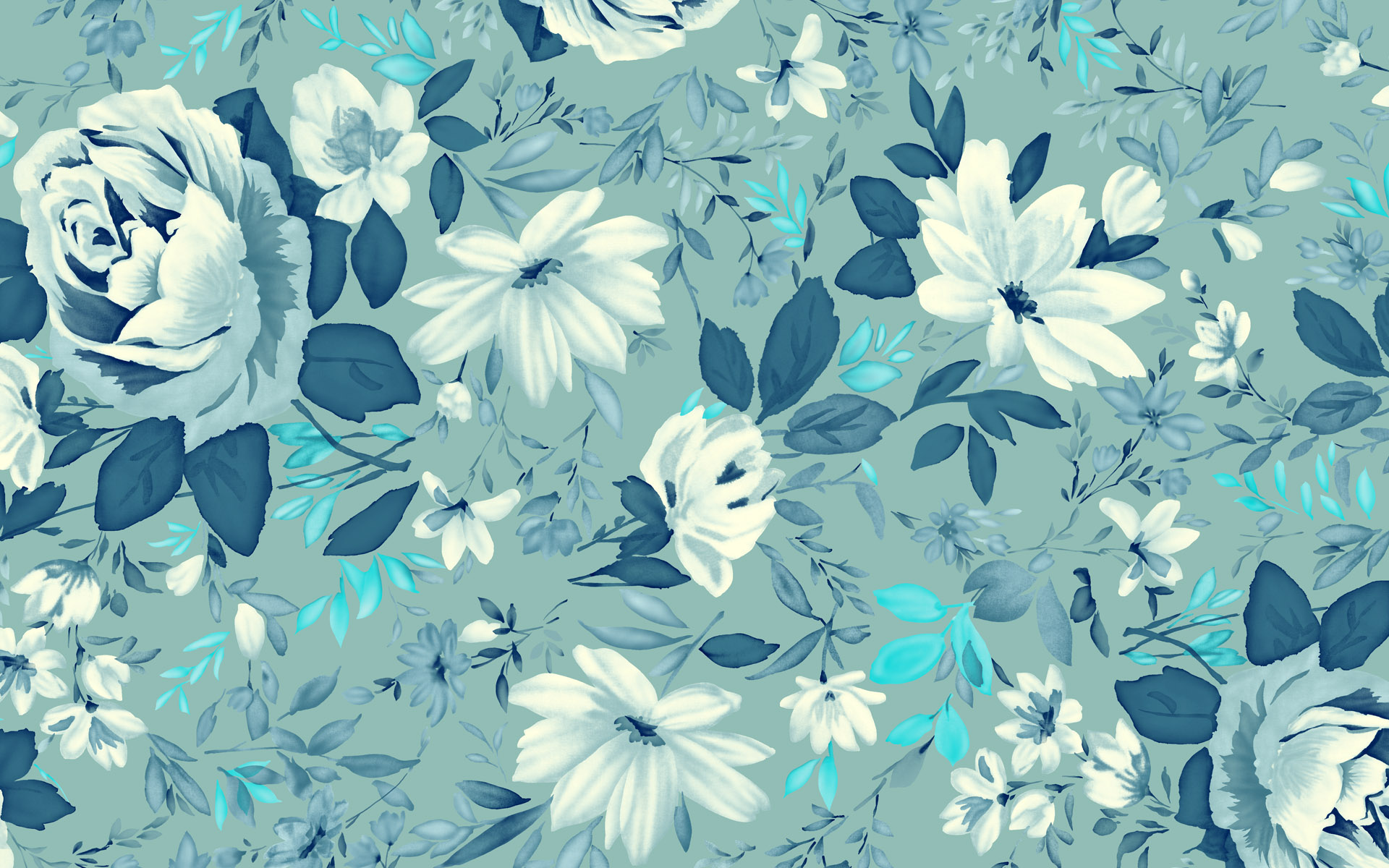 Floral Patterns Tumblr Background