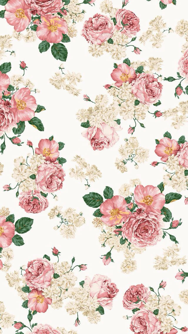 Floral Wallpaper For Iphone 5