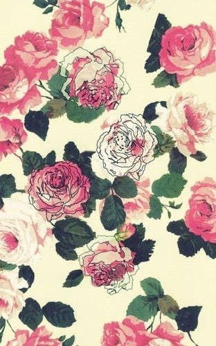Floral Wallpaper Iphone 5