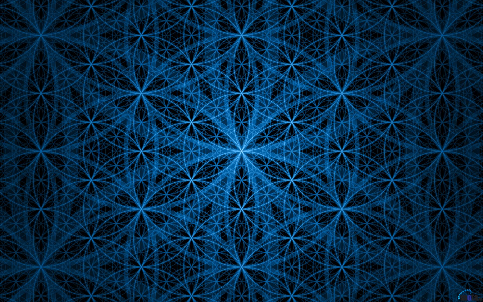 Flower Of Life Desktop Wallpaper