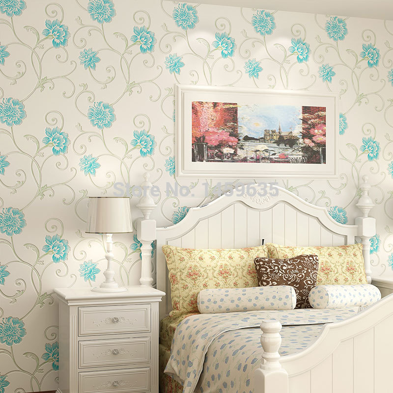 Flower Wallpaper For Room