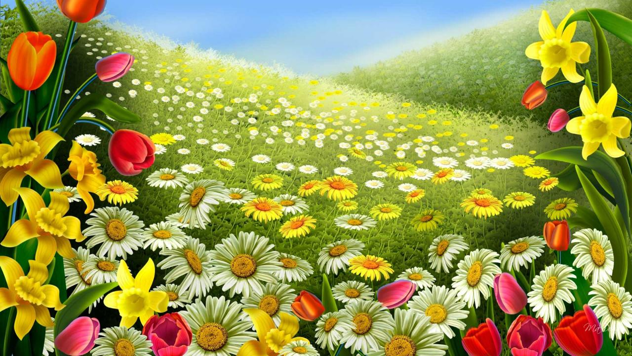 Flowers Wallpapers Free Download