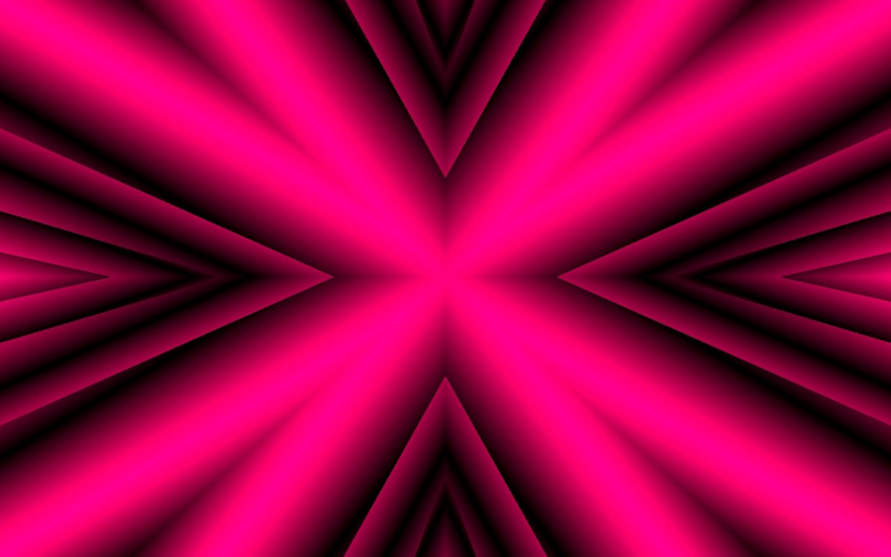 Fluorescent Pink Wallpaper