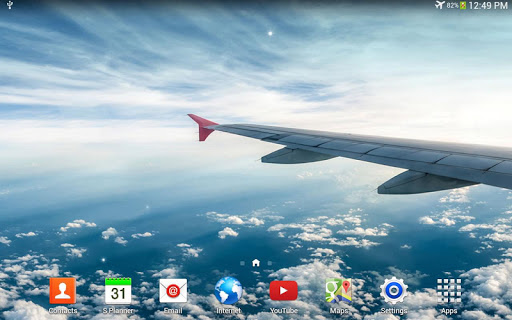 Fly Live Wallpaper