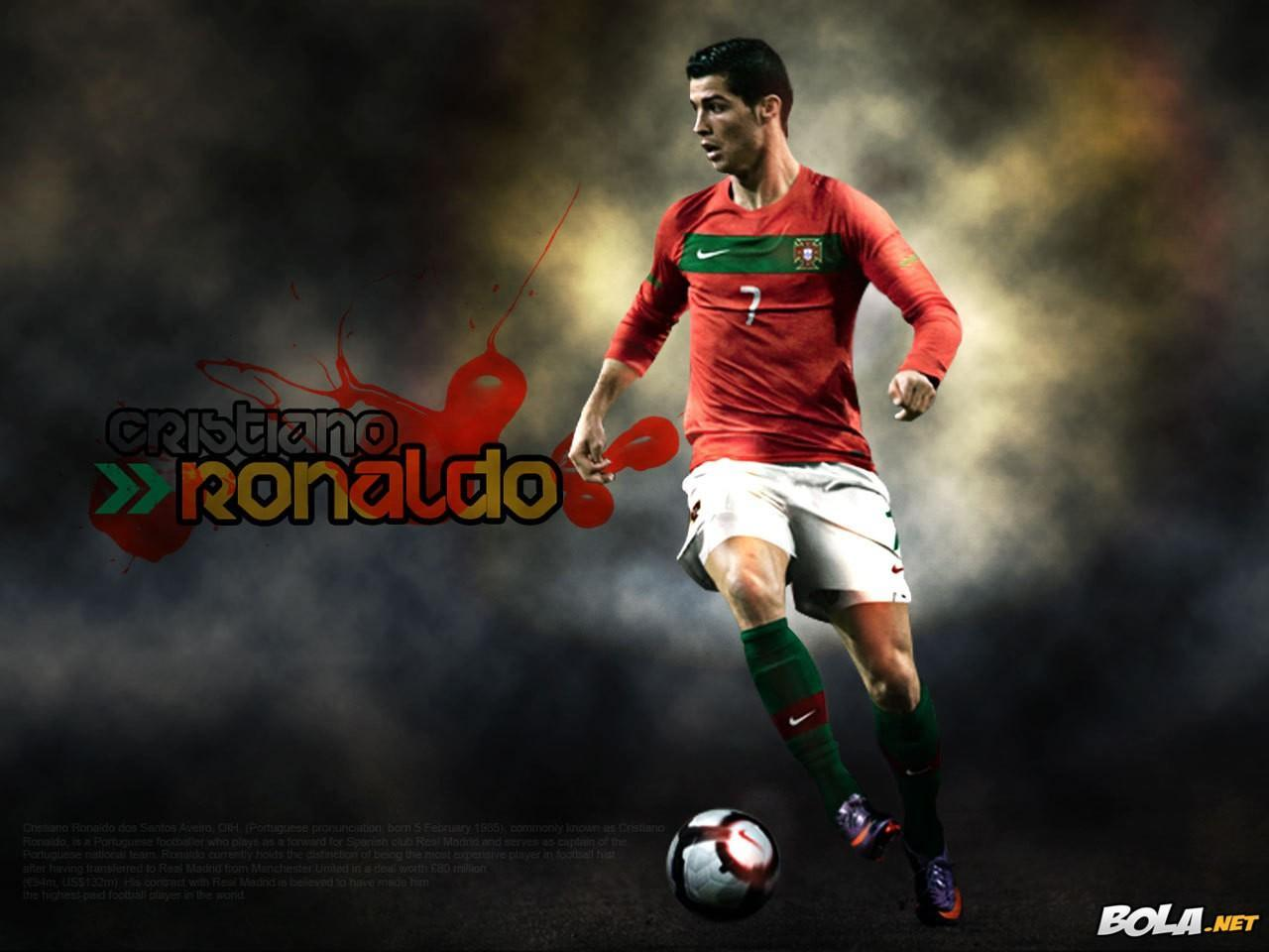 Football Wallpapers Cristiano Ronaldo