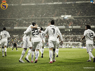 Football Wallpapers Real Madrid