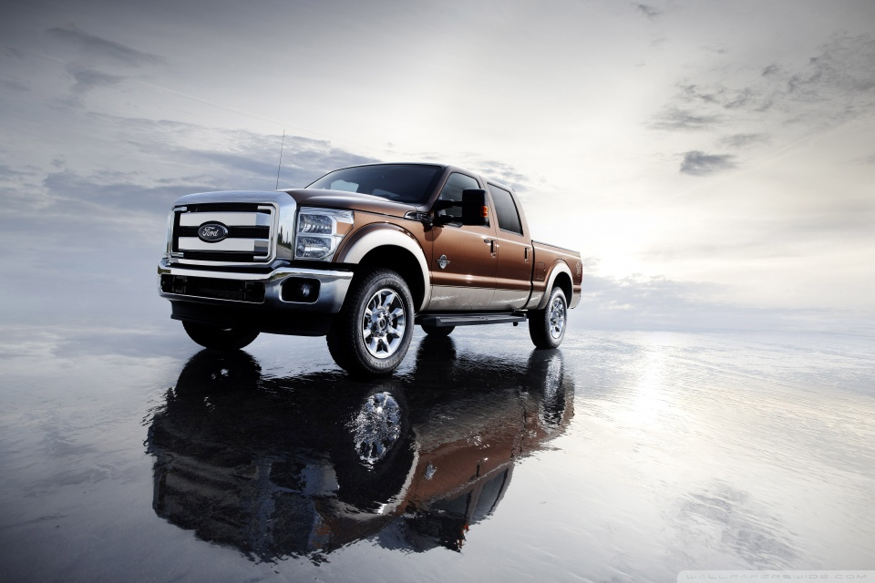 Ford F250 Wallpaper