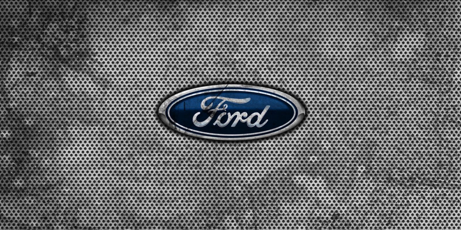 Ford Logo HD Wallpaper