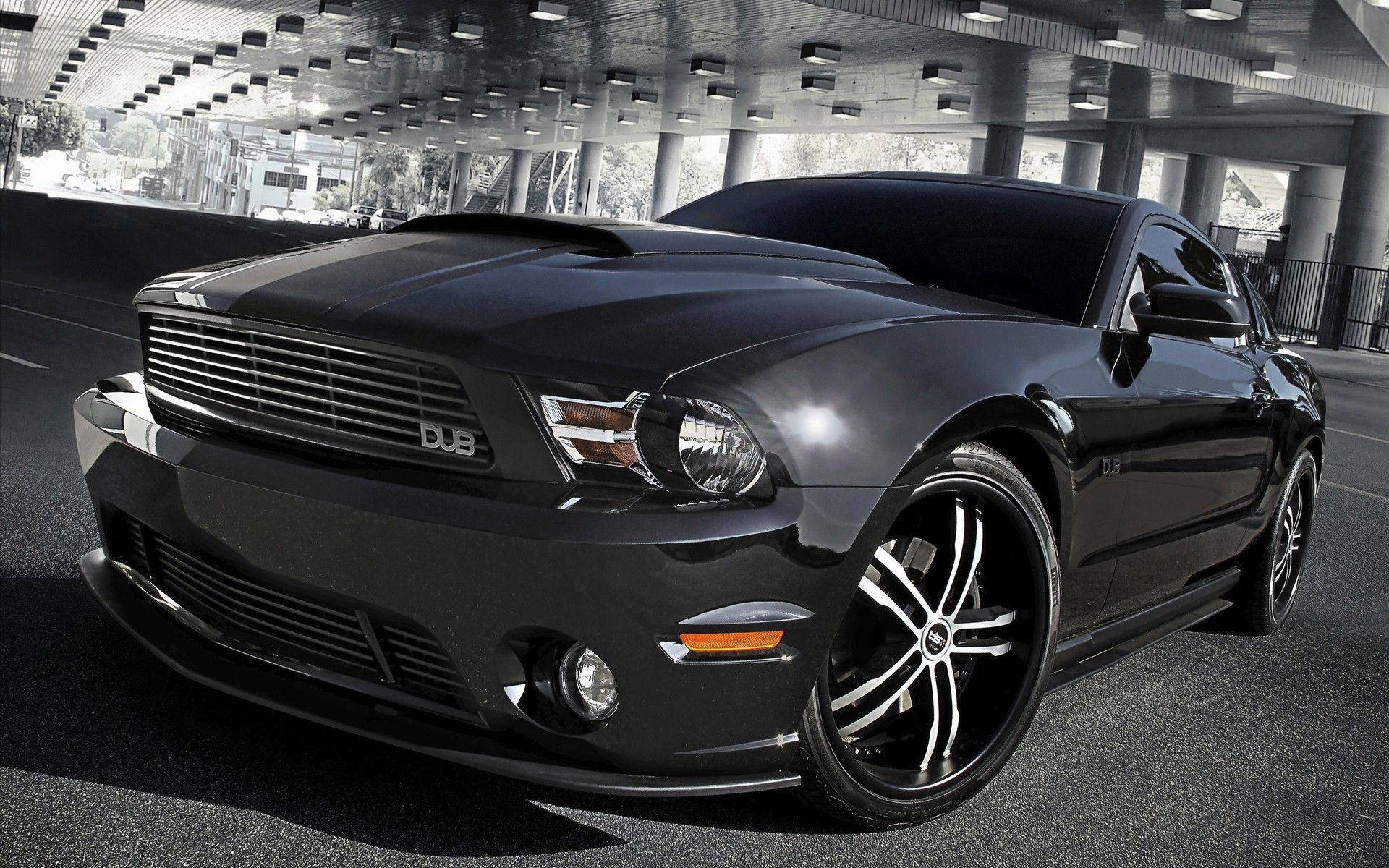 Ford Mustang HD Wallpapers For Desktop