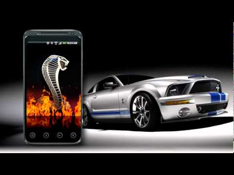 Ford Mustang Live Wallpaper
