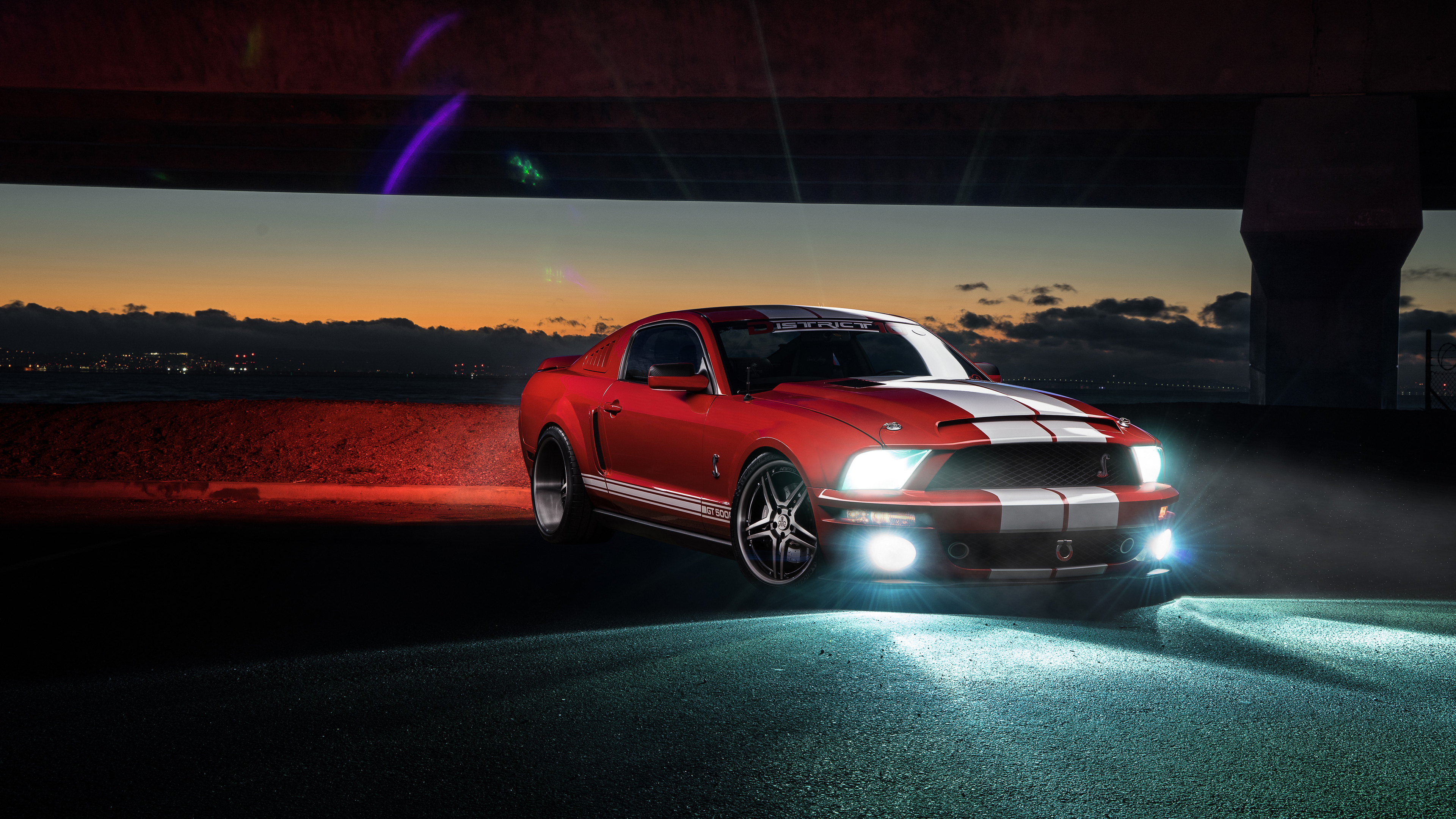 Ford Mustang Shelby Gt500 Wallpaper HD