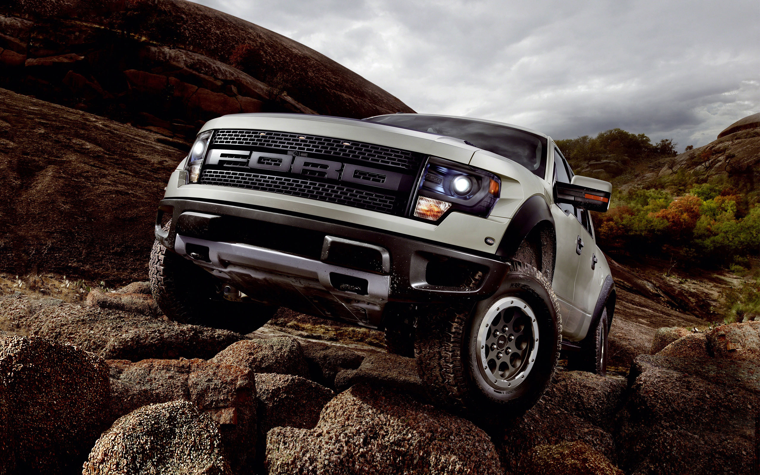 Ford Raptor HD Wallpaper