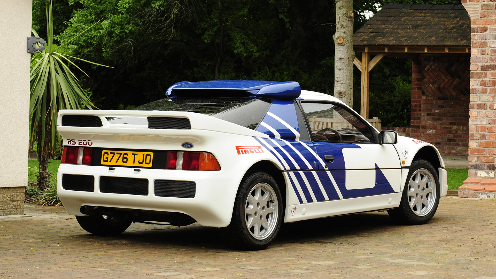 Ford Rs200 Wallpaper