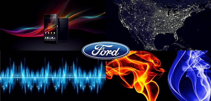 Ford Sync Wallpaper