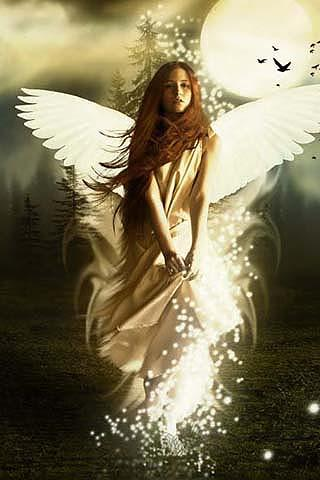 Free Angel Wallpaper For Phone
