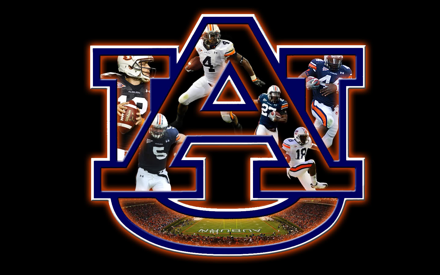Free Auburn Football Wallpaper