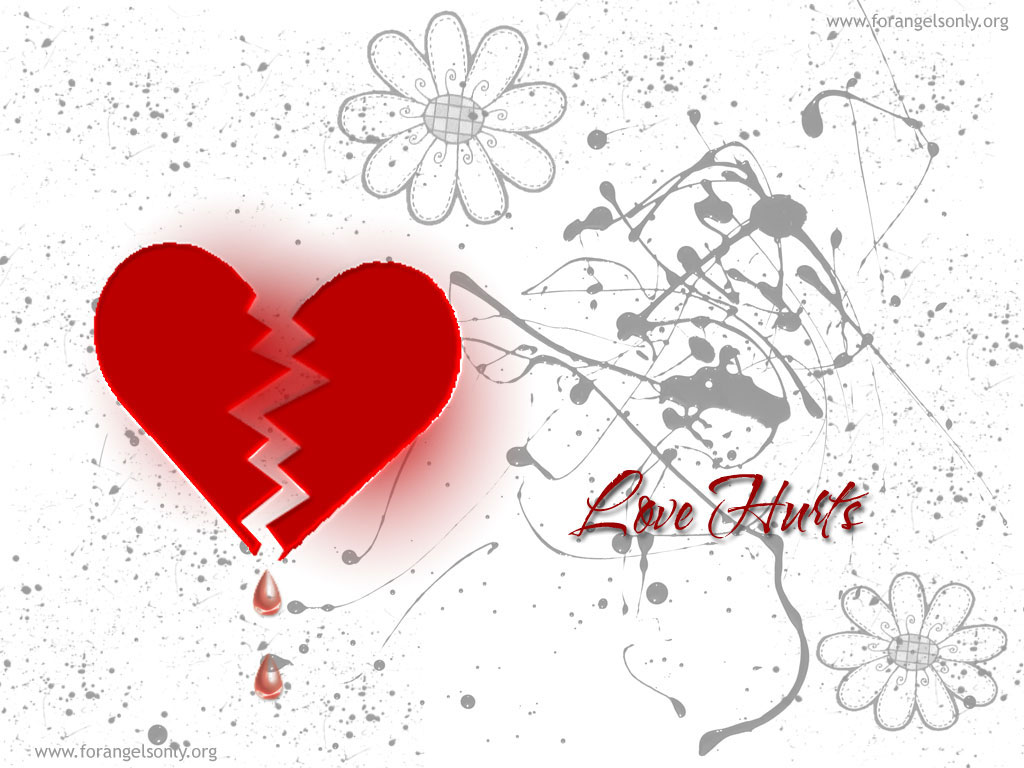 Free Broken Heart Wallpapers