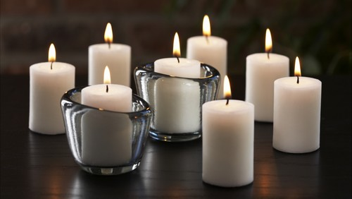 Free Candle Wallpaper