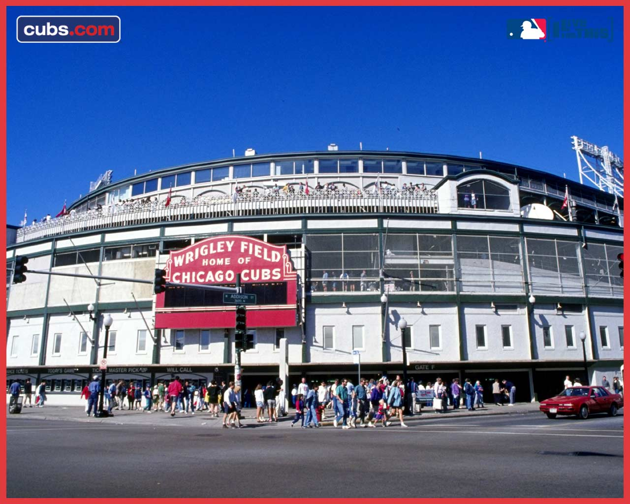 Free Chicago Cubs Wallpaper
