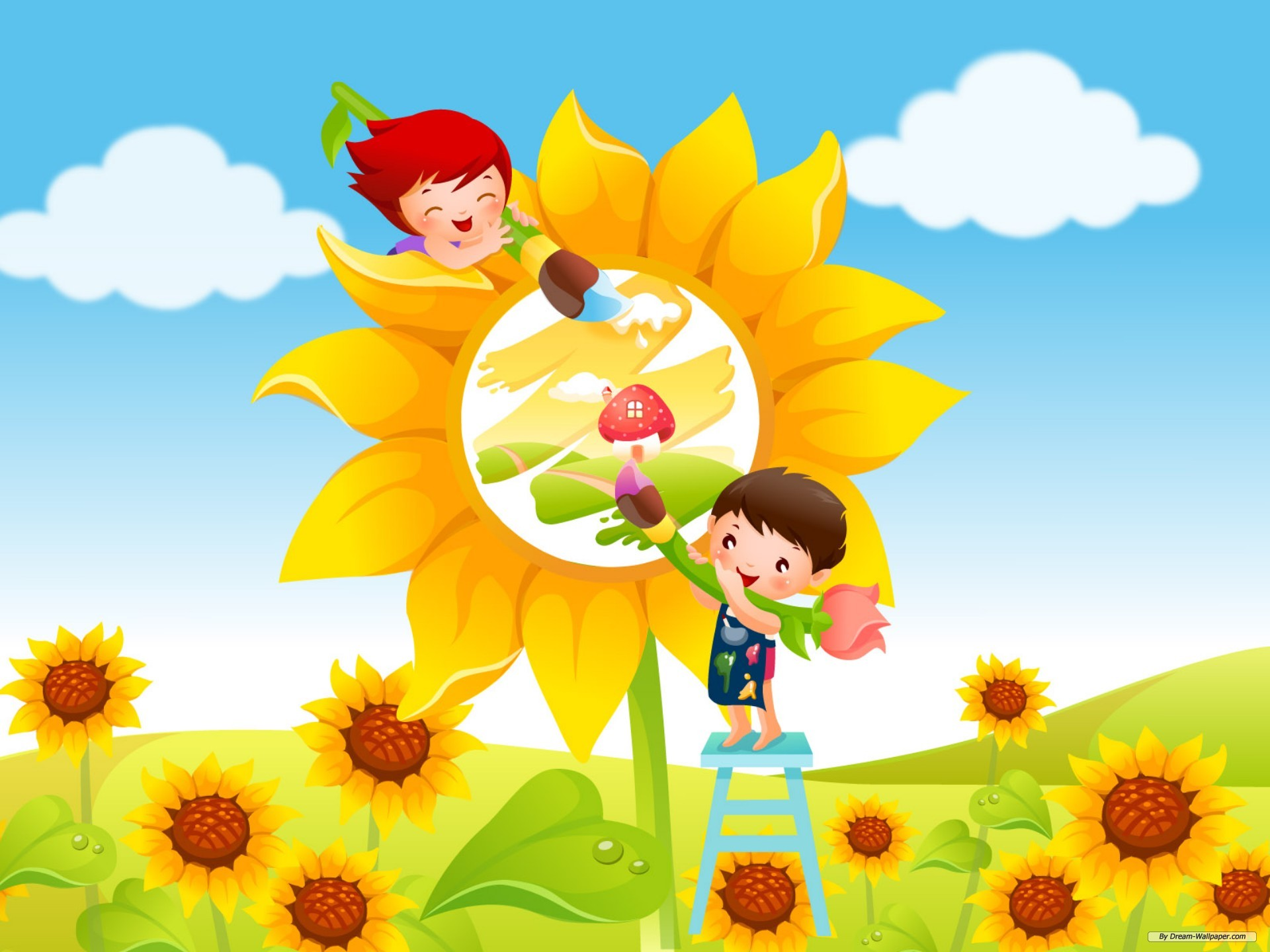 Free Children Wallpapers