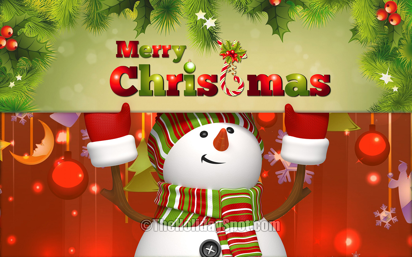 Free Christmas Wallpaper Downloads