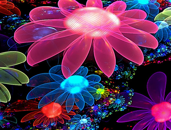 Free Colorful Wallpaper