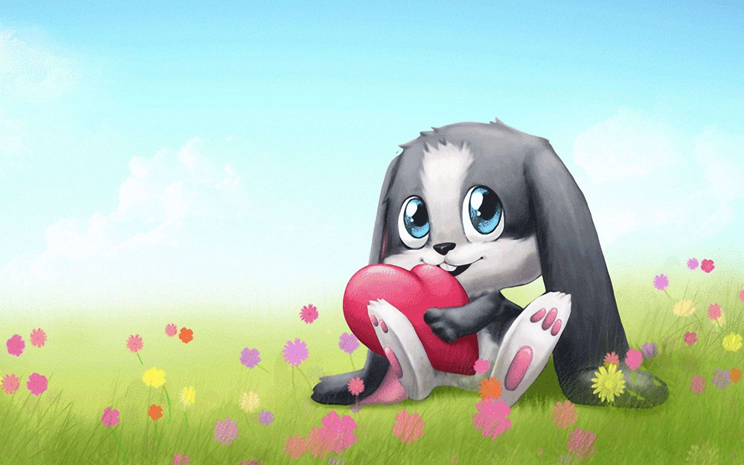 Free Cute Cartoon Wallpapers