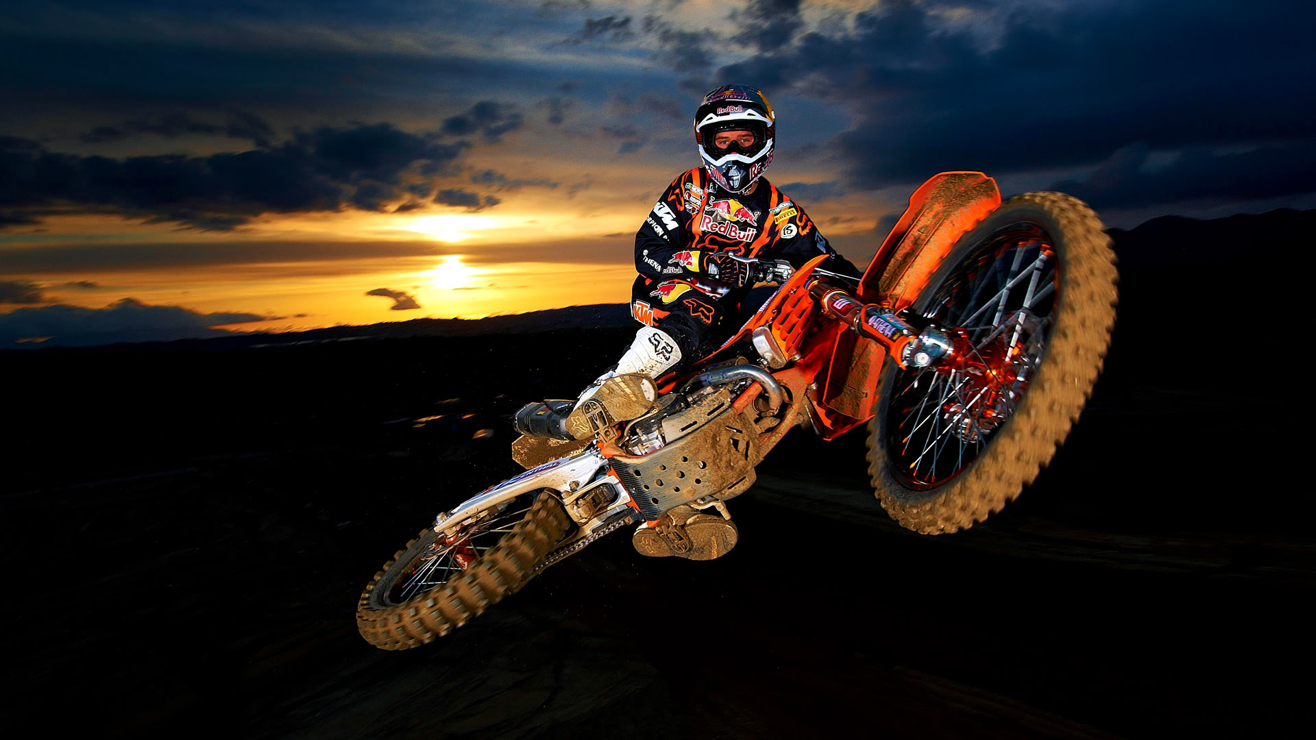 Free Dirt Bike Wallpaper