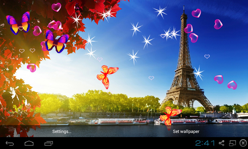 Free Download 3D Live Wallpaper