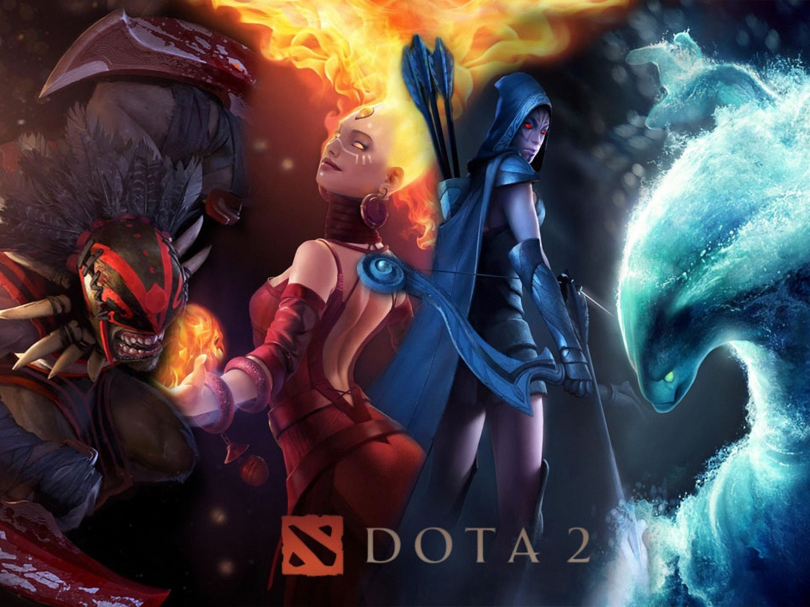 Free Download Dota 2 Wallpaper