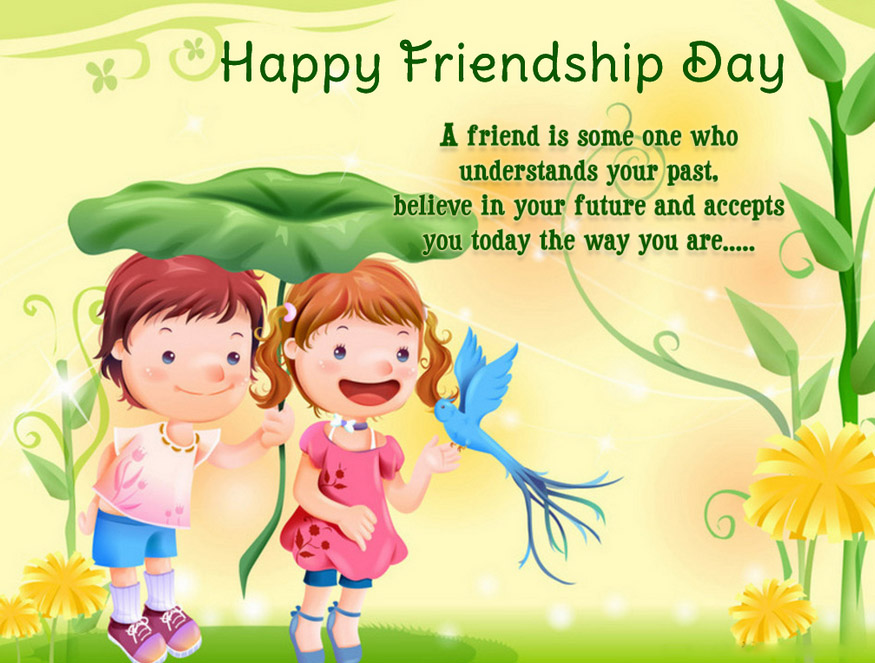 Free Download Friendship Day Wallpaper