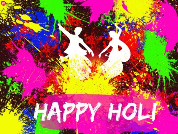 Free Download Happy Holi Wallpaper