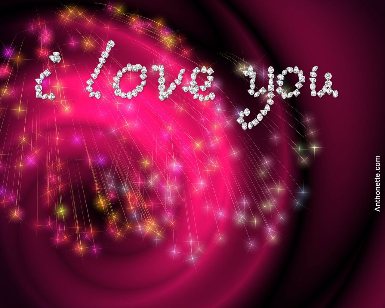 Free Download I Love You Wallpapers