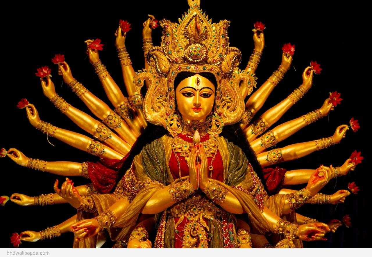 Free Download Maa Durga HD Wallpaper