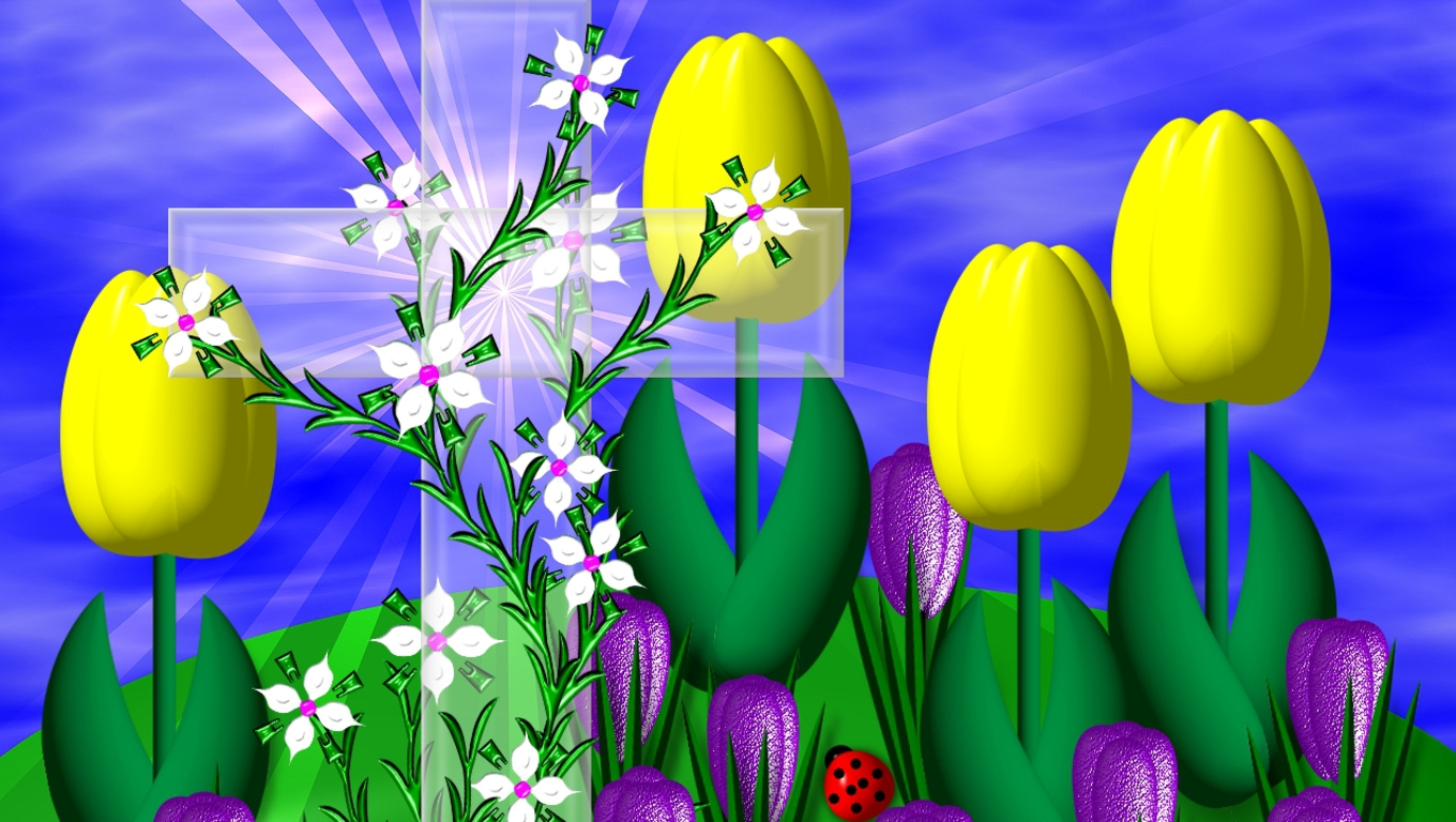 Easter Wallpaper Images Stock Photos amp Vectors  Shutterstock