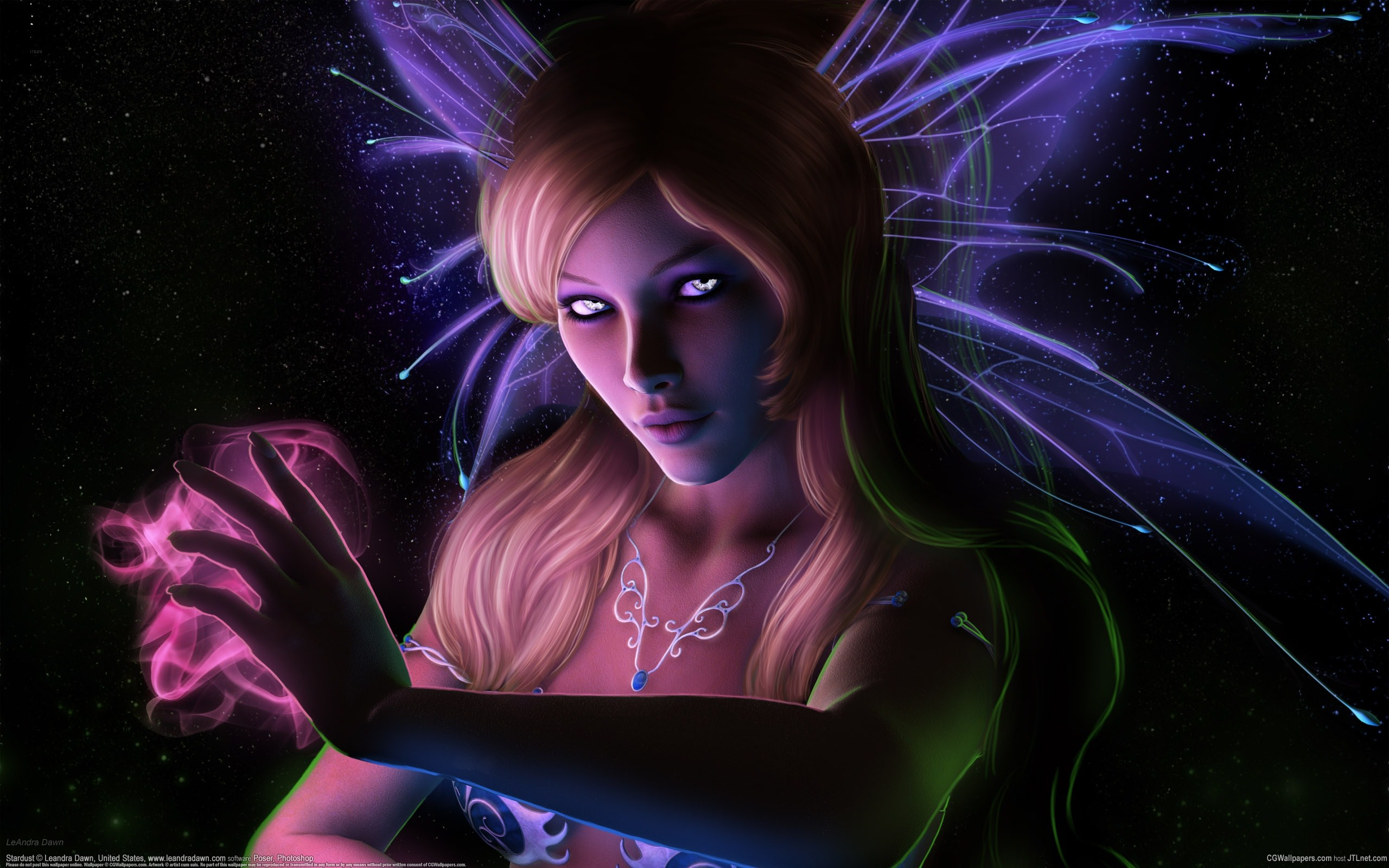 Free Fairy Wallpapers
