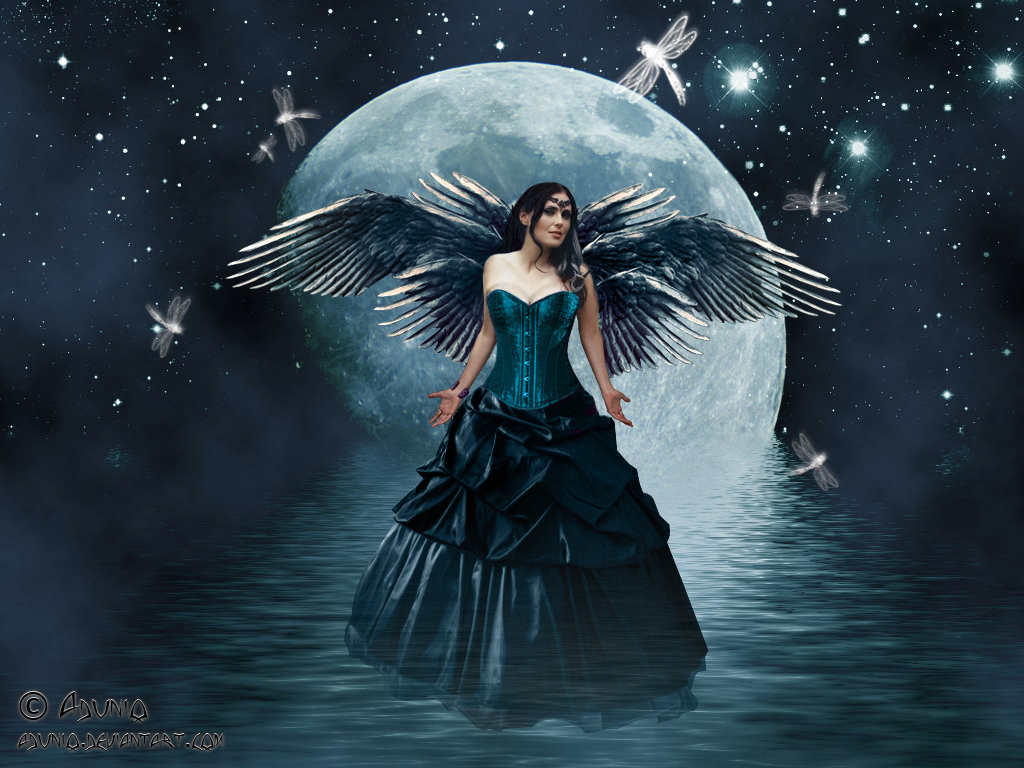 download free gothic fairy wallpaper gallery