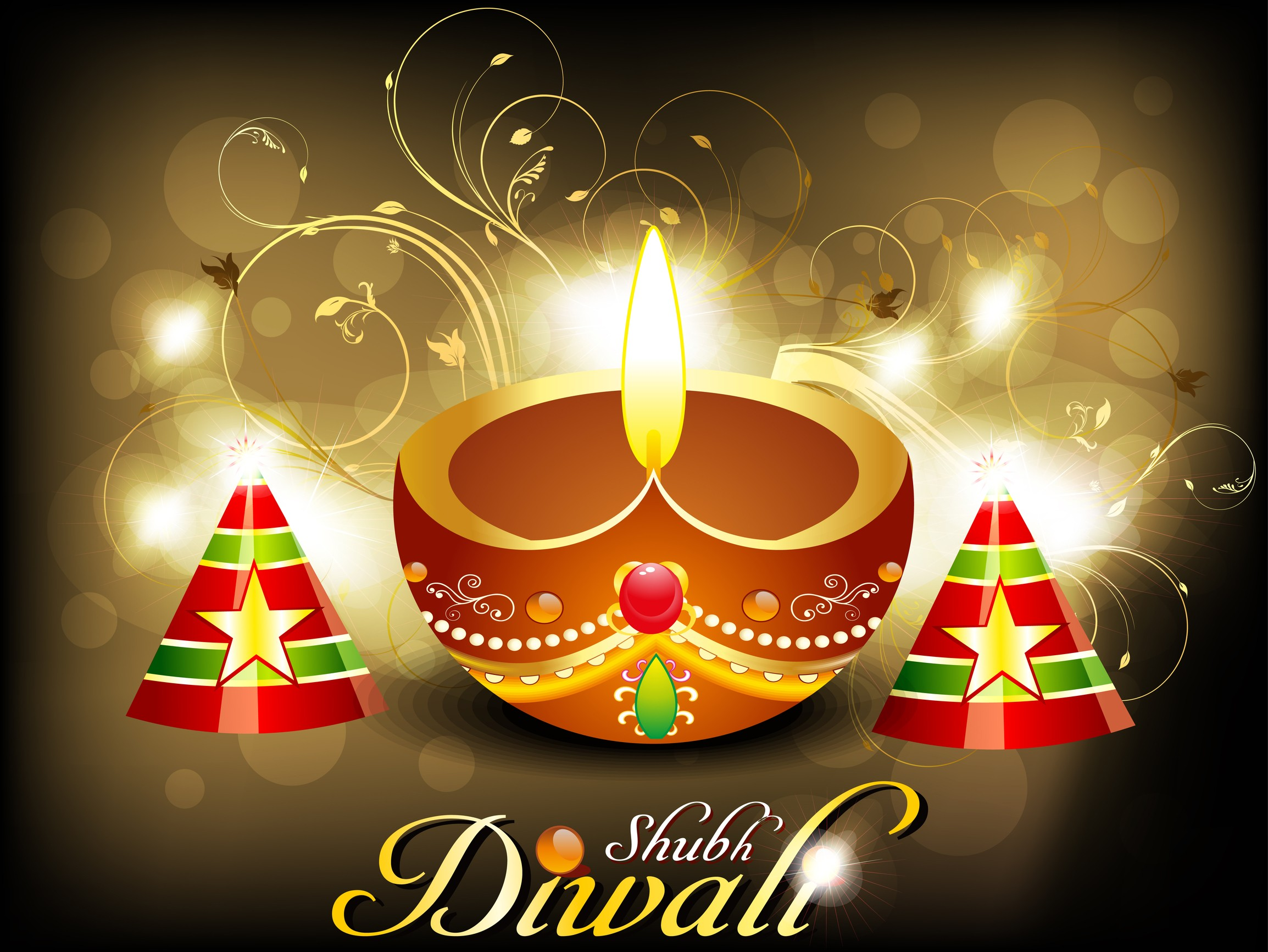 Free Happy Diwali Wallpapers