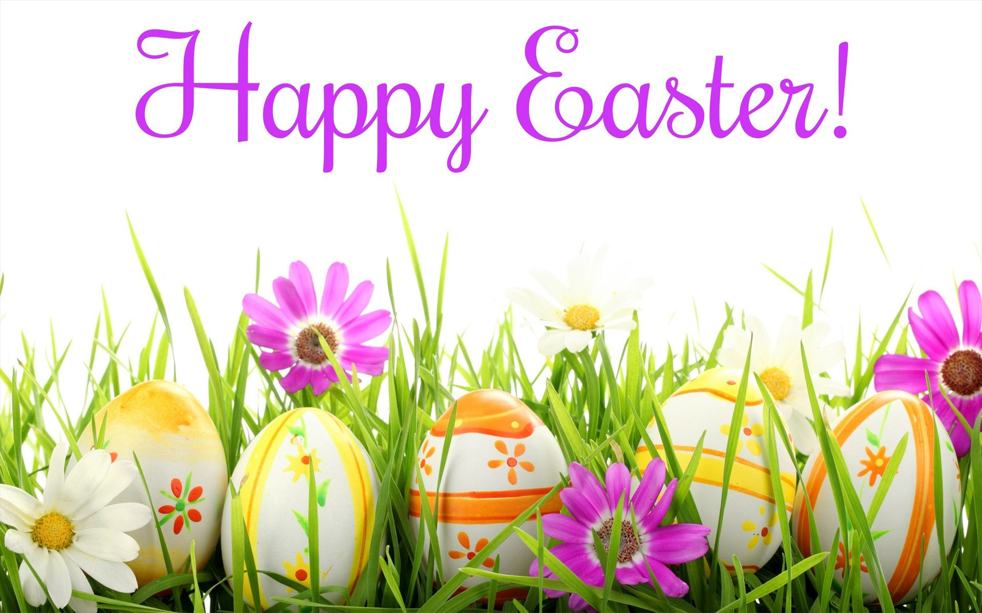 Free Happy Easter Wallpaper