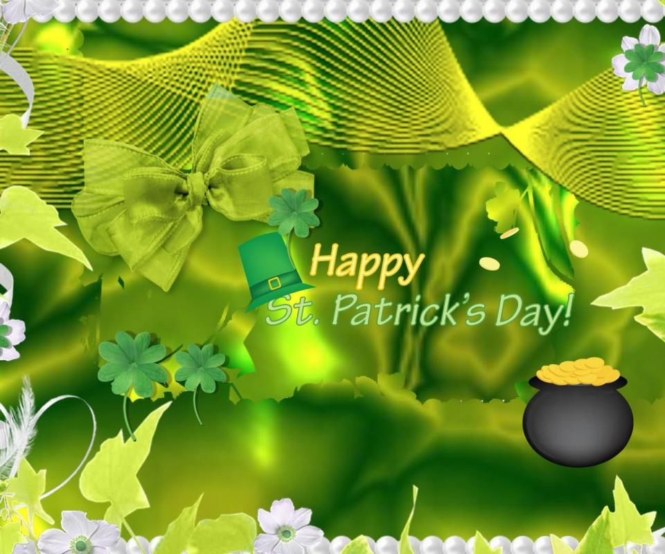 Free Happy St Patricks Day Wallpaper