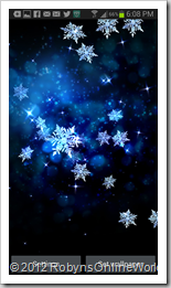 Free Holiday Live Wallpaper