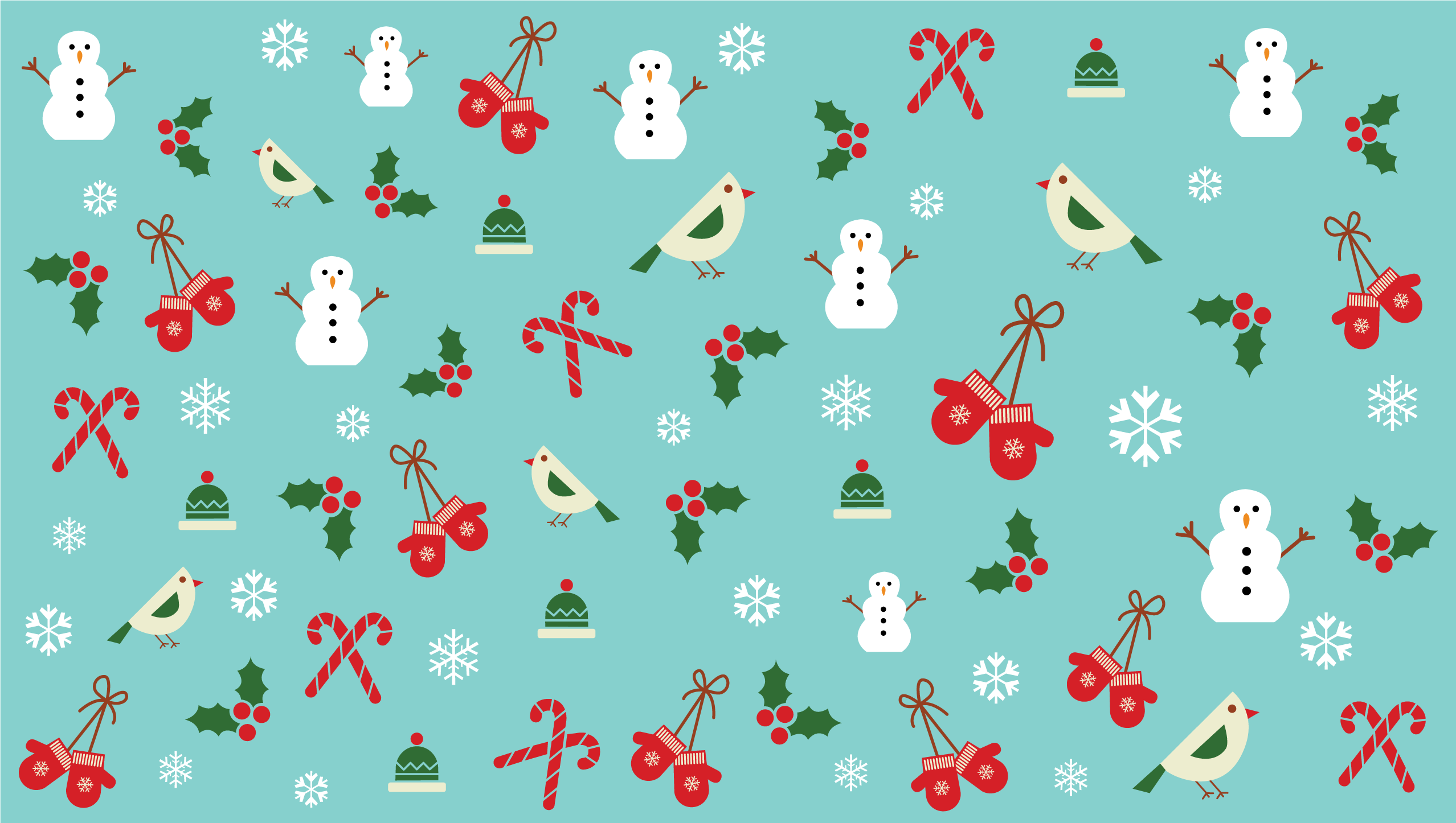 Free Holiday Wallpapers
