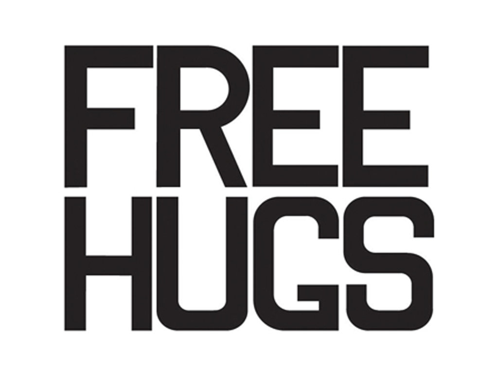 Free Hugs Wallpaper